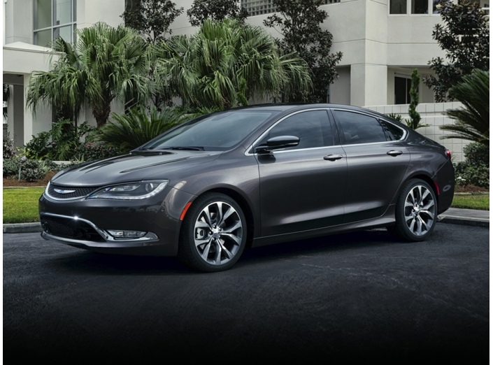 2015 Chrysler 200 Limited Folsom CA