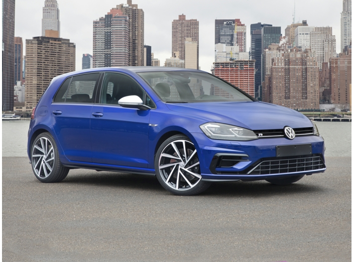2019 Volkswagen Golf R  Seattle WA