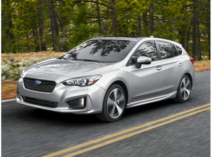 2017 Subaru Impreza Limited Seattle WA