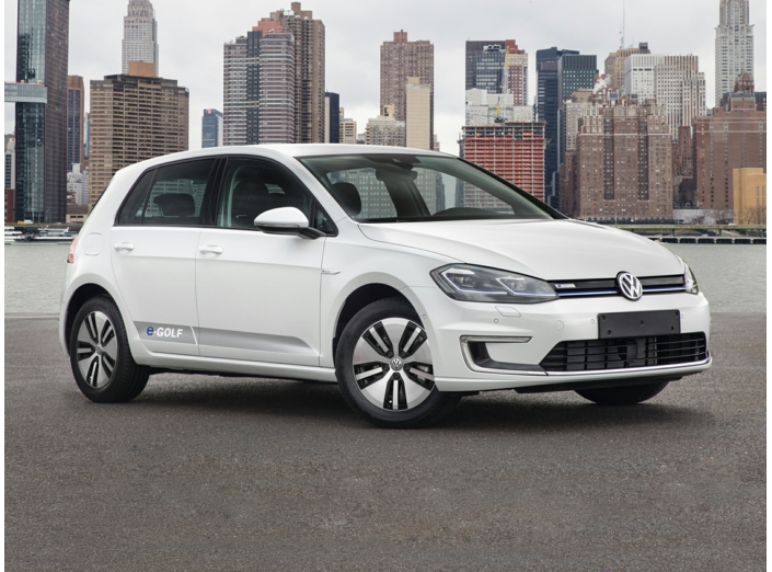 2019 Volkswagen e-Golf SE White Plains NY