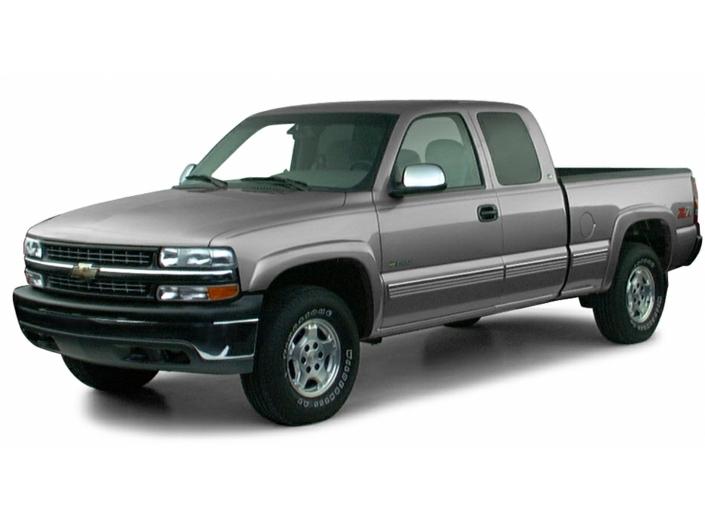 2000 Chevrolet Silverado 1500  Conroe TX