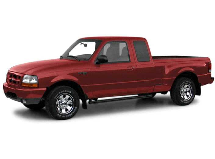2000 Ford Ranger Supercab 126 WB 4WD St. Paul MN