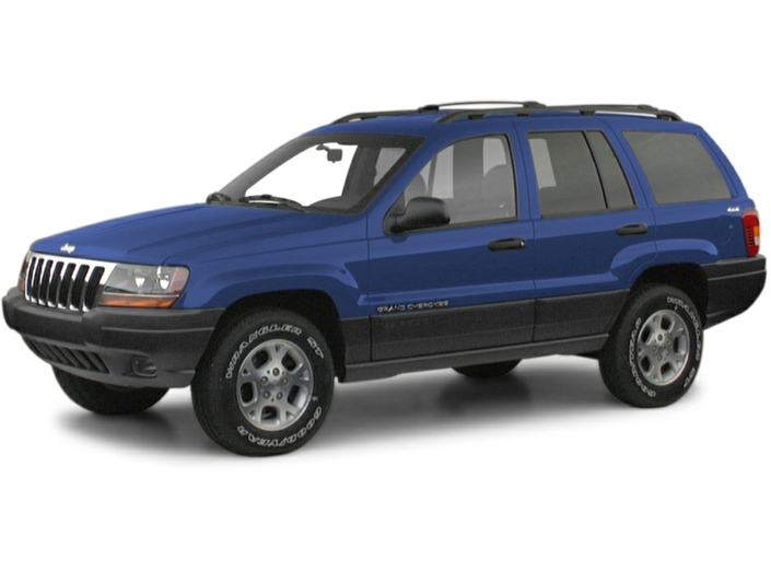 2000 Jeep Grand Cherokee 4dr Laredo 4WD St. Paul MN