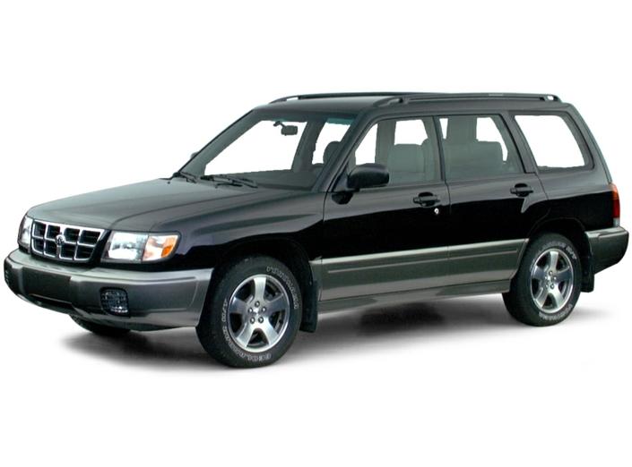 2000 Subaru Forester 4dr S Manual Lake Elmo MN