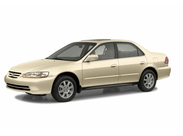 2002 Honda Accord Sdn EX Auto w/Leather St. Paul MN
