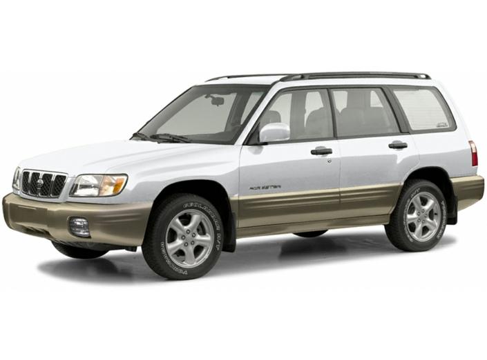 2002 Subaru Forester 4dr S Auto w/Premium Pkg Lake Elmo MN