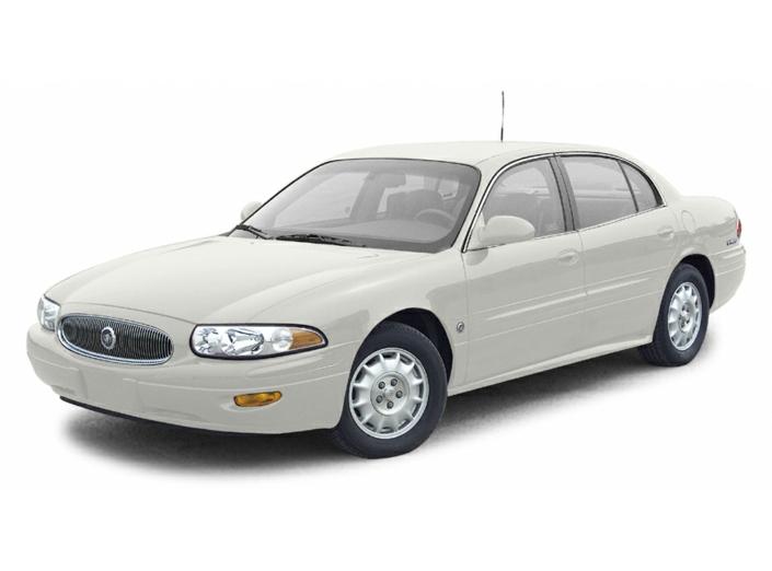 2003 Buick Lesabre 4dr Sdn Custom St. Paul MN