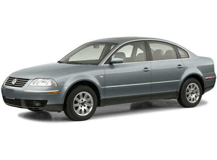 2003 Volkswagen Passat GL 1.8 ATT Mentor OH