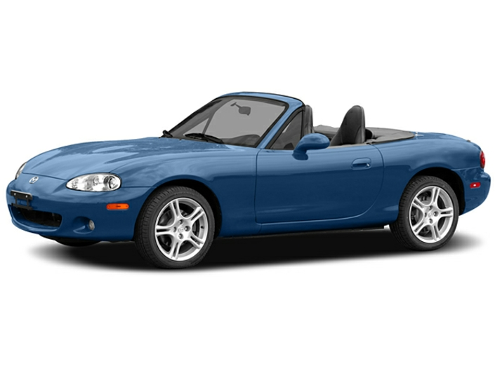 2004 Mazda MX-5 Miata 2dr Conv Cloth 5-Spd Manual Stillwater MN