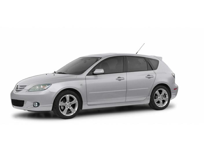 2004 Mazda Mazda3 5DR  S AT Mentor OH
