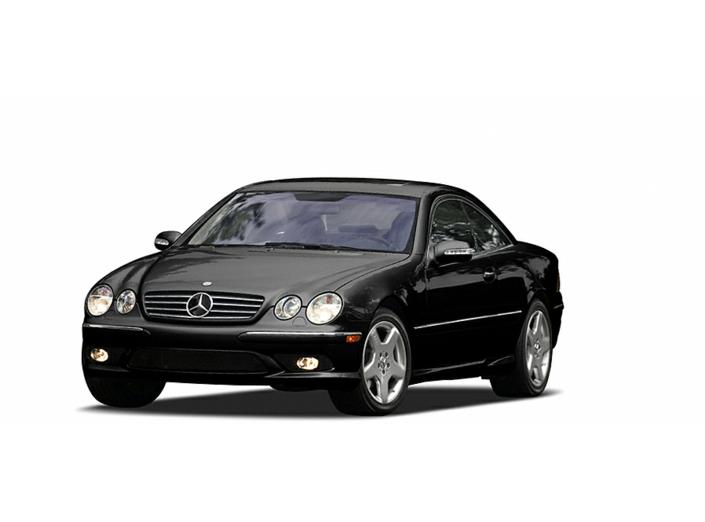 2004 Mercedes-Benz CL-Class CL 500 Bay Shore NY