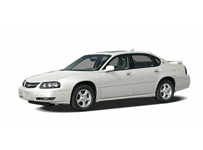 2005 Chevrolet Impala 4dr Base Sdn St. Paul MN