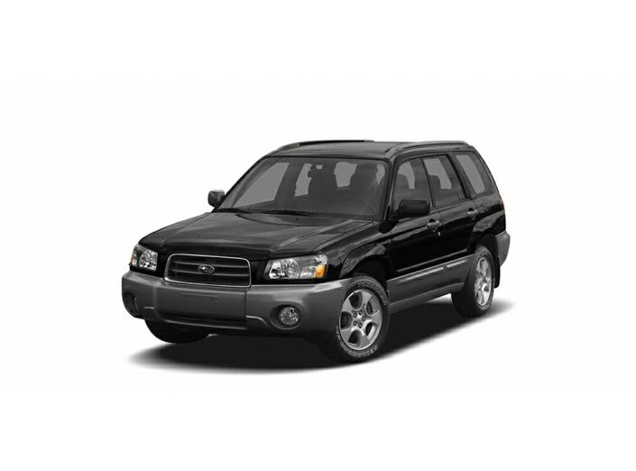 2005 Subaru Forester 2.5X Elgin IL