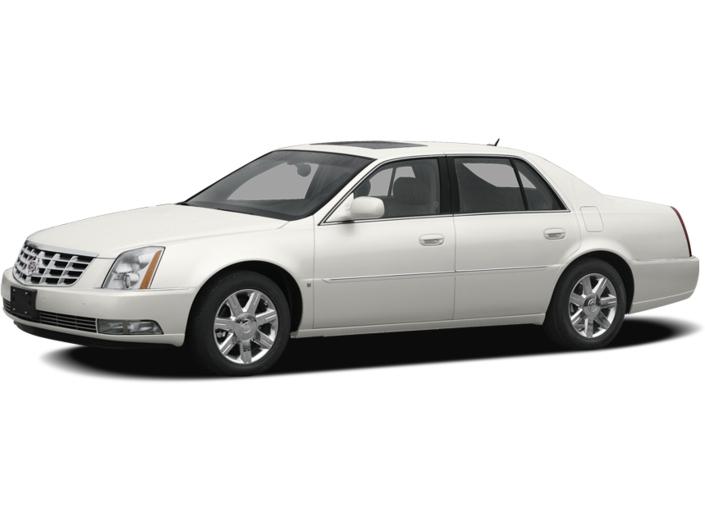 2007 Cadillac DTS  Providence RI