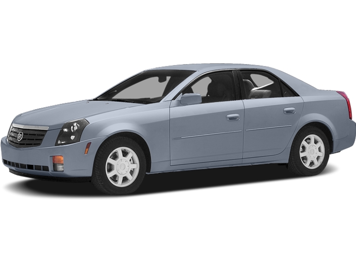 2007 Cadillac CTS 4dr Sdn 3.6L St. Paul MN