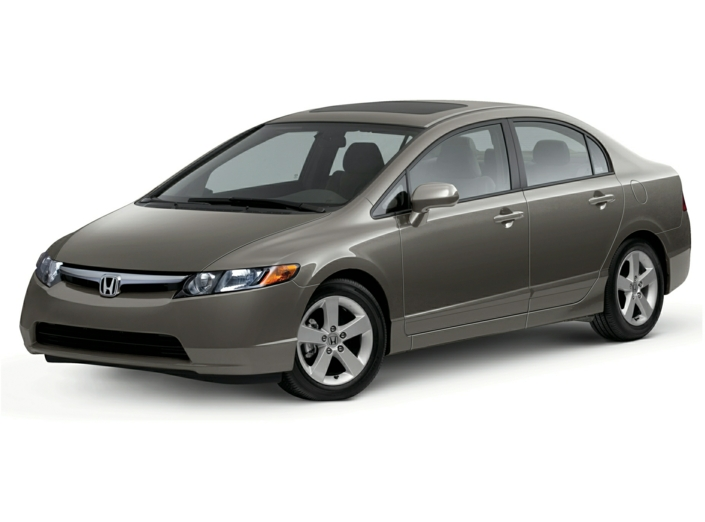 2007 Honda Civic EX City of Industry CA