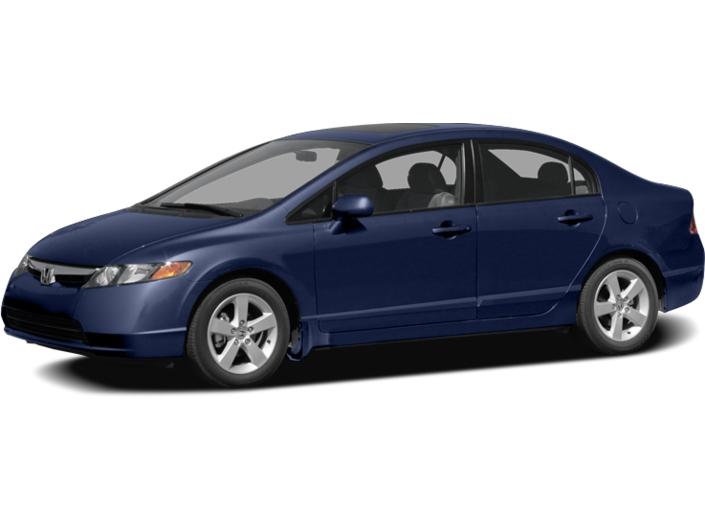 2007 Honda Civic LX Mentor OH