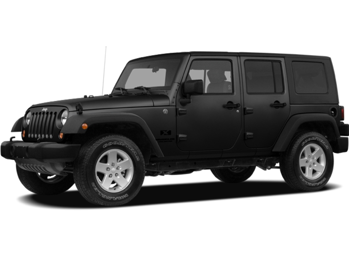 2007 Jeep Wrangler 4WD 4dr Unlimited Sahara St. Paul MN