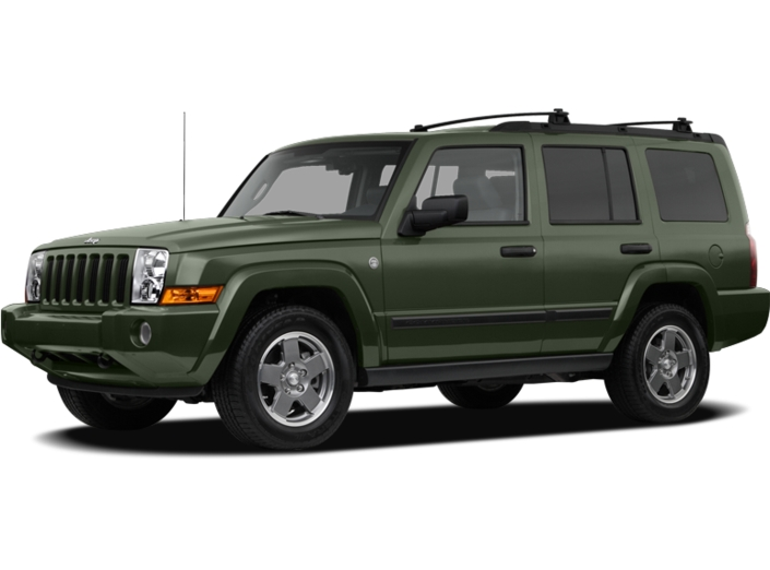 2007 Jeep Commander 4WD 4dr Sport St. Paul MN