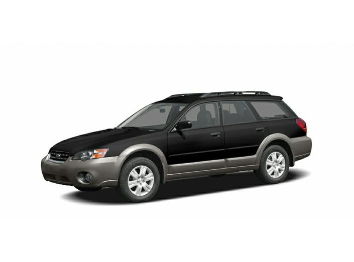 2007 Subaru Legacy Wagon 4dr H4 MT St. Paul MN