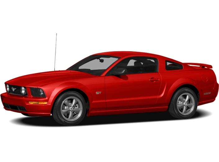 2008 Ford Mustang 2dr Cpe Lake Elmo MN