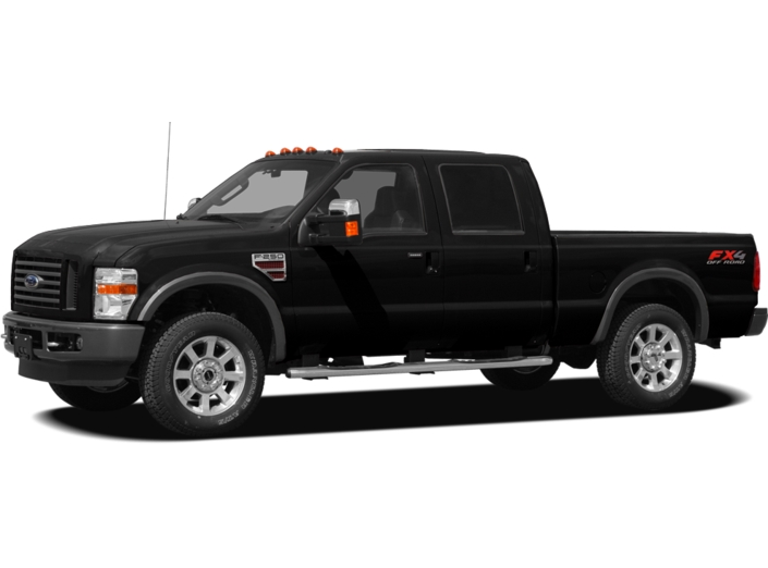 2008 Ford Super Duty F-250 SRW 4WD Crew Cab Lake Elmo MN