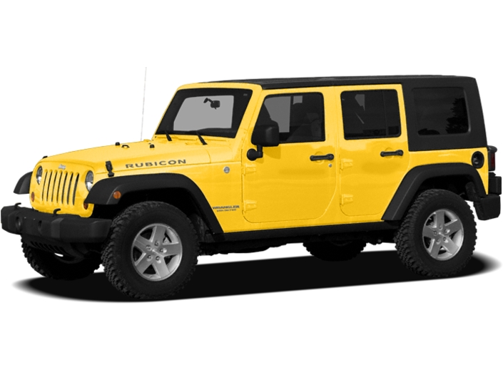 2008 Jeep Wrangler 4WD 4dr Unlimited X Lake Elmo MN