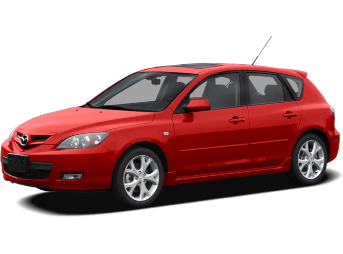 2008 Mazda Mazda3 s City of Industry CA
