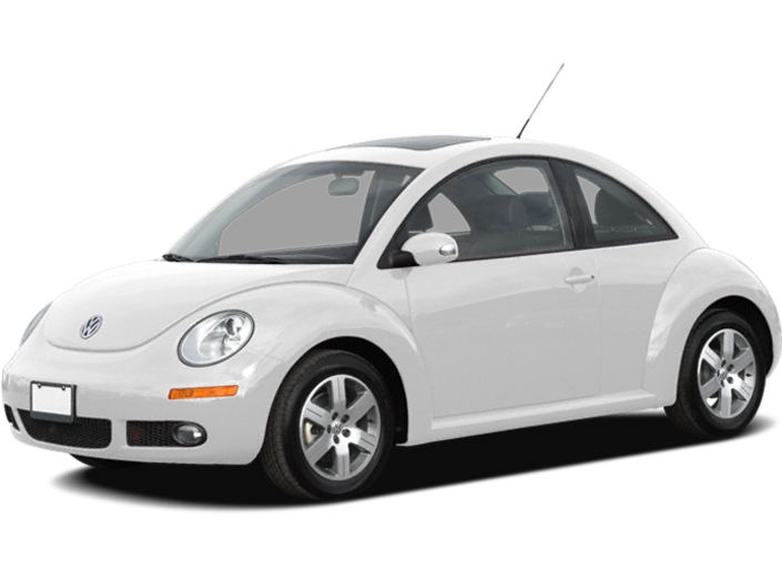 2008 Volkswagen New Beetle Coupe 2dr Auto Triple White Lake Elmo MN