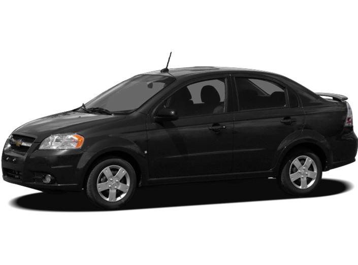 2009 Chevrolet Aveo 1LT Elgin IL