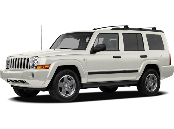 2009 Jeep Commander RWD 4dr Limited St. Paul MN