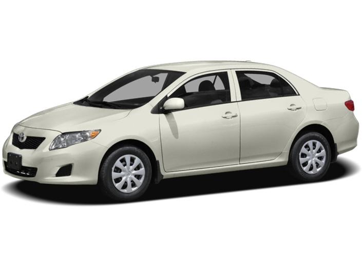2009 Toyota Corolla Base City of Industry CA