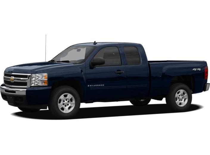 2010 Chevrolet Silverado 1500 2WD Ext Cab 143.5 LT Conroe TX