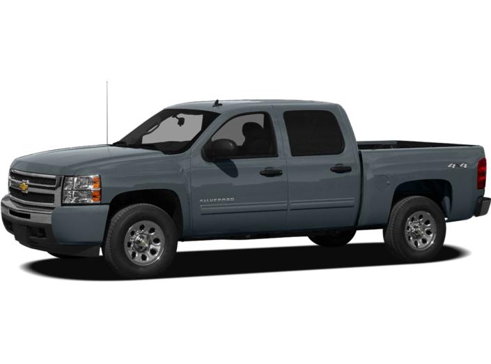 2010 Chevrolet Silverado 1500 4WD Crew Cab 143.5 LT Lake Elmo MN