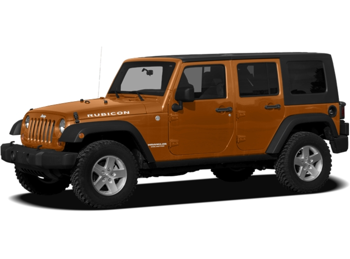 2010 Jeep Wrangler Unlimited 4WD 4dr Rubicon Lake Elmo MN