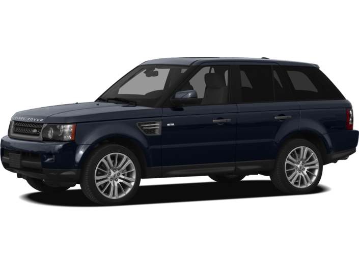 2010 Land Rover Range Rover Sport 4WD 4dr HSE LUX Conroe TX