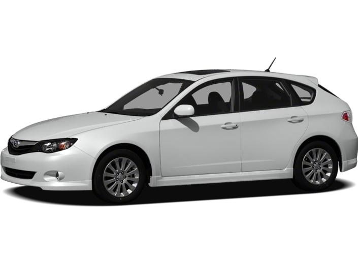 2010 Subaru Impreza Wagon 5dr Auto i Premium Providence RI