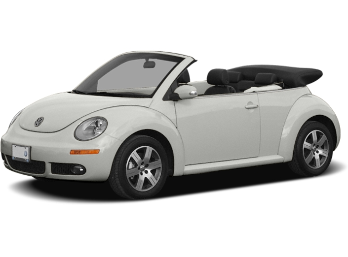 2010 Volkswagen New Beetle 2.5L w/PZEV McMinnville OR