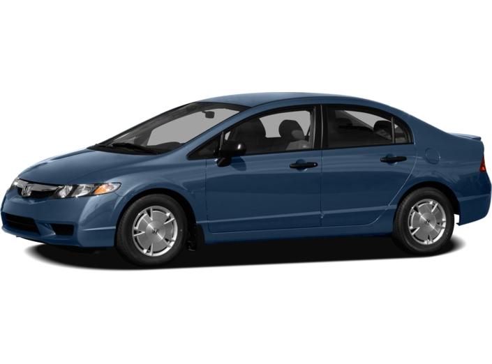 2011 Honda Civic Sdn LX Conroe TX