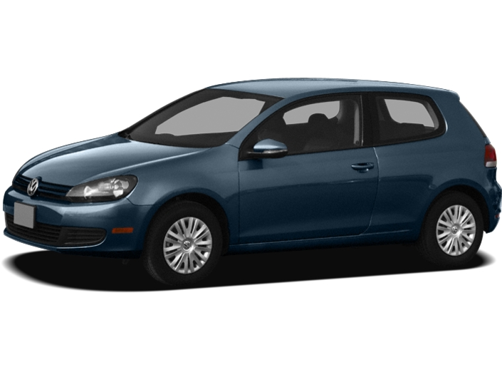 2011 Volkswagen Golf 2.5L City of Industry CA