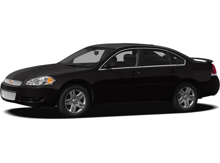 2012 Chevrolet Impala 4dr Sdn LT Retail St. Paul MN