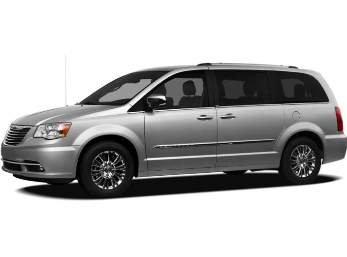 2012 Chrysler Town & Country 4dr Wgn Touring-L Lake Elmo MN