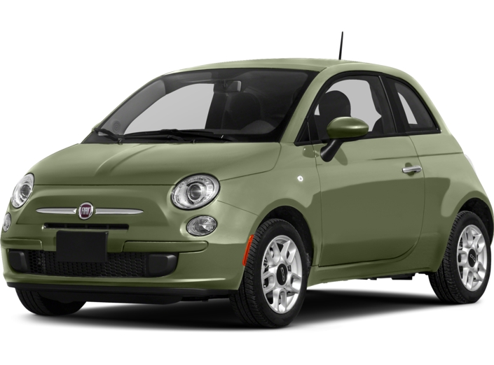 2015 Fiat 500 Pop Elgin IL