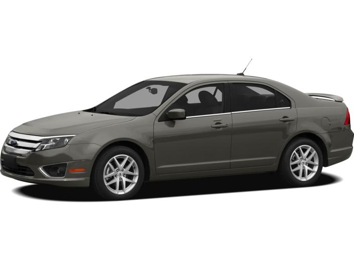2012 Ford Fusion SE Conroe TX