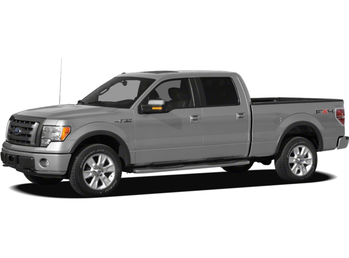 2012 Ford F-150 4WD SuperCrew Stillwater MN