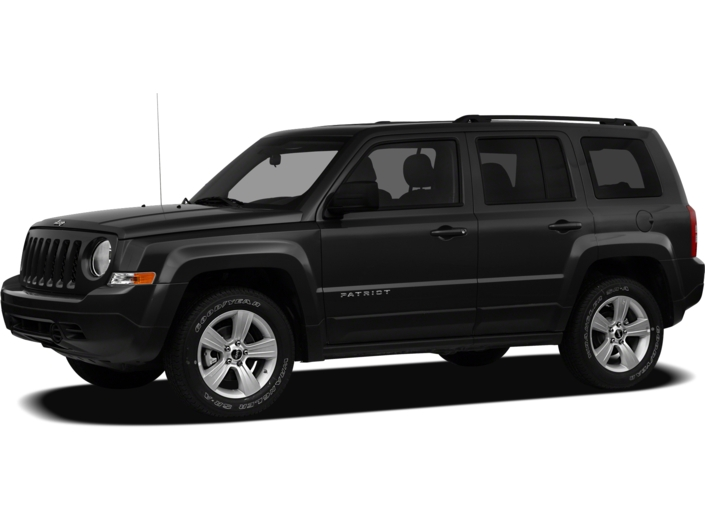 2012 Jeep Patriot FWD 4dr Latitude St. Paul MN