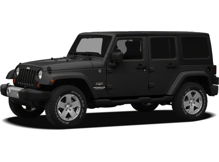 2012 Jeep Wrangler Unlimited 4WD 4dr St. Paul MN