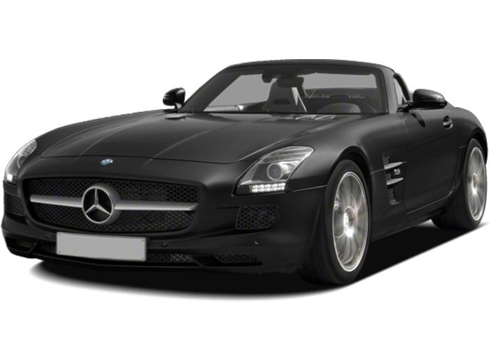 2012 Mercedes-Benz SLS AMG® Roadster Merriam KS