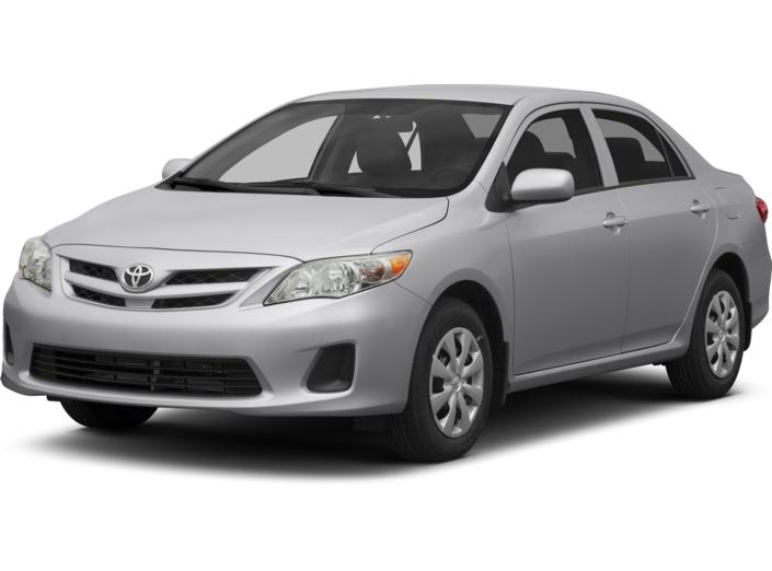 2012 Toyota Corolla 4dr Sdn Providence RI