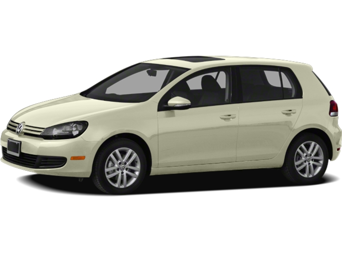 2012 Volkswagen Golf  Spartanburg SC